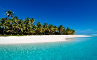 クック諸島くつろぎのリゾートアイランド