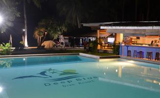 ボホール島・フィリピンディープブルーダイブリゾート