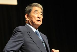 外交評論家岡本行夫さん記念講演