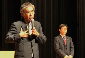 応援弁士田島和明東京都議会議員